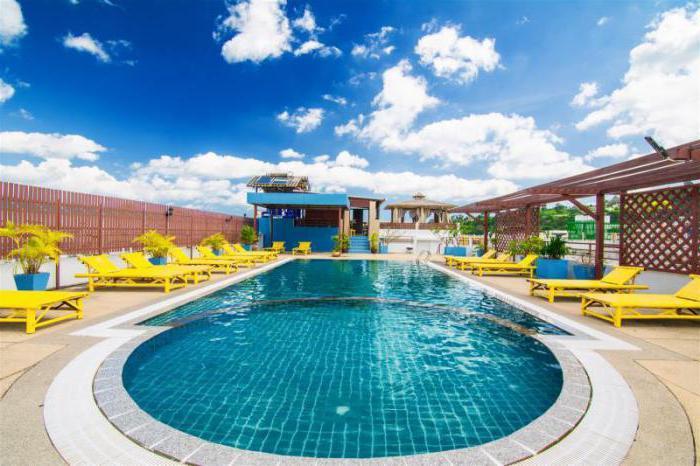 yk patong resort 3 phuket thajsko