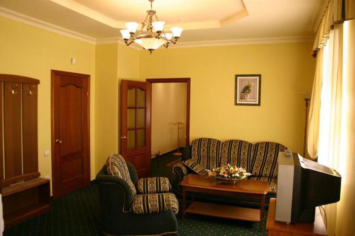 Hotel a Kislovodsk