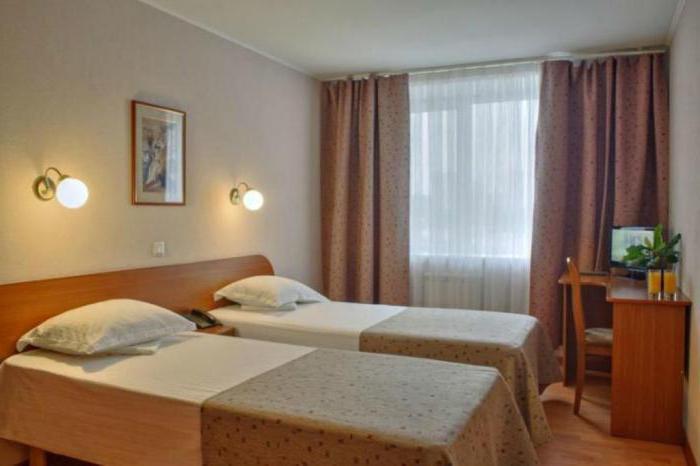 hotel soleggiato