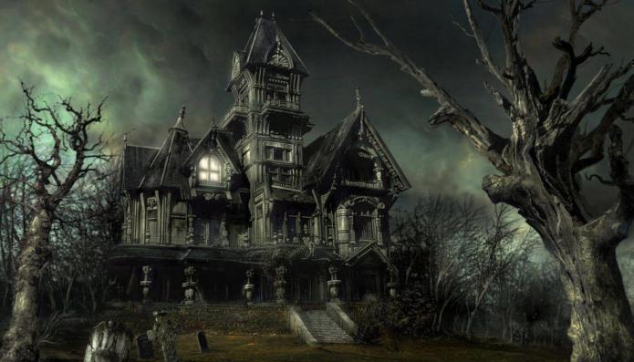 ужаси за призрачните къщи