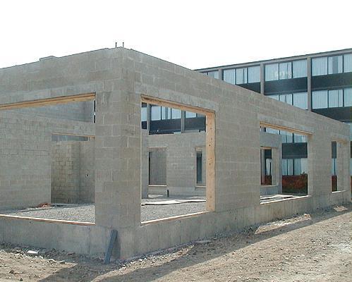 projekty bloków gazokrzemianowych