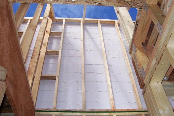 изграждане на къща от газосиликатни блокове