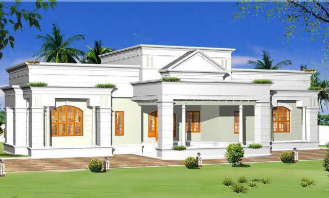 kuća 10 po 10 jednokatnih gaziranih betona