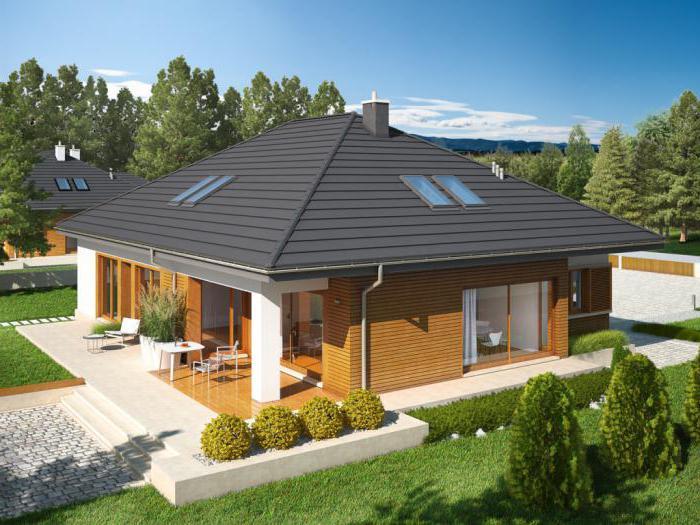 projekti jednokatnih kuća od 10 do 10