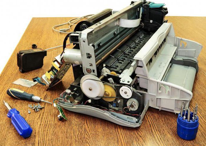 ласерски штампач