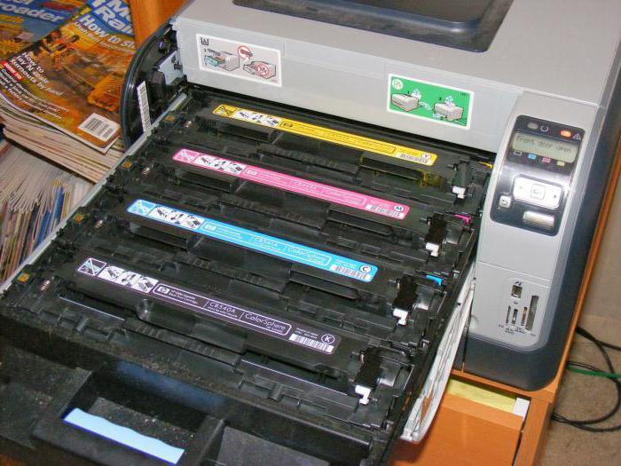 разлика јет и ласерски штампач