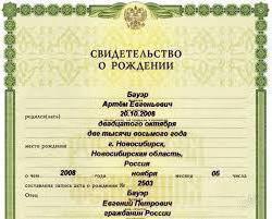 posso ottenere un certificato di nascita senza passaporto del padre
