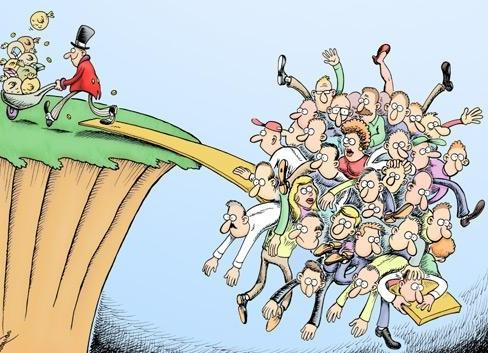 узроци социјалне неједнакости