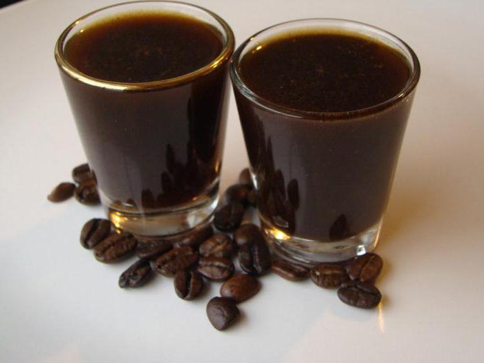 Как да пием ликьор за кафе правилно