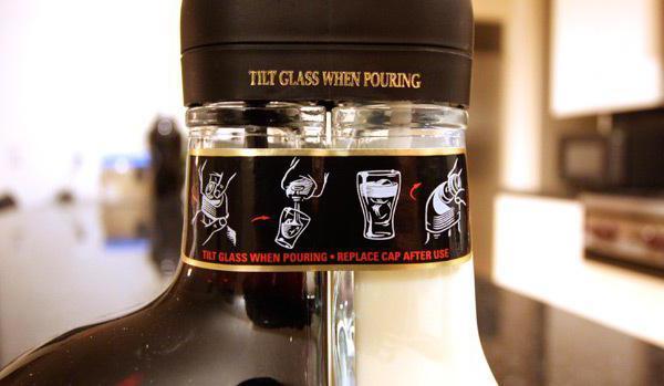Кафе ликьор Sheridans как да се пие