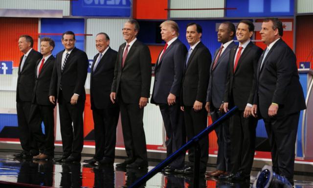 Rezultati američkih predsjedničkih izbora
