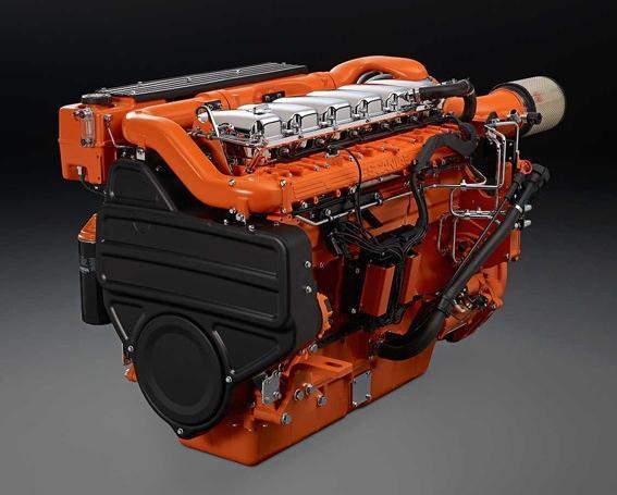 aumento della potenza del motore diesel