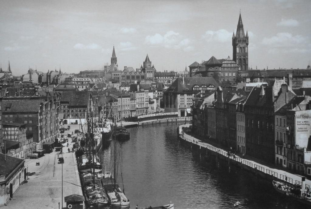 Przedwojenne miasto