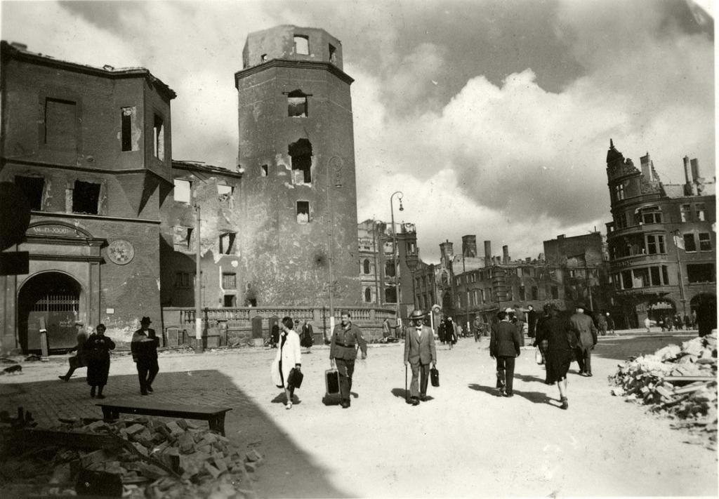 Po wojnie