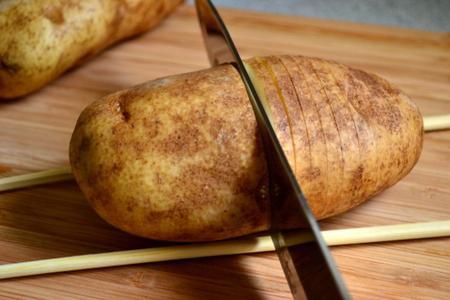 кромпир хармоника