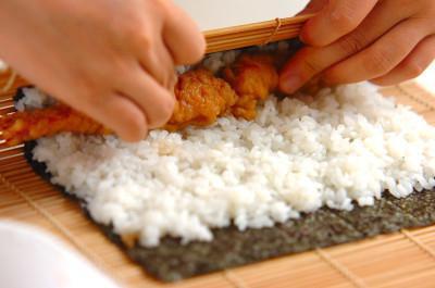 kako kuhati sushi