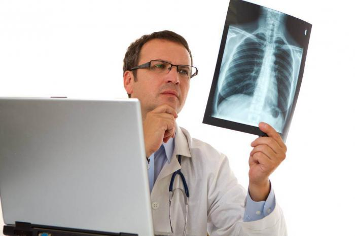 Come fanno la broncoscopia dei polmoni