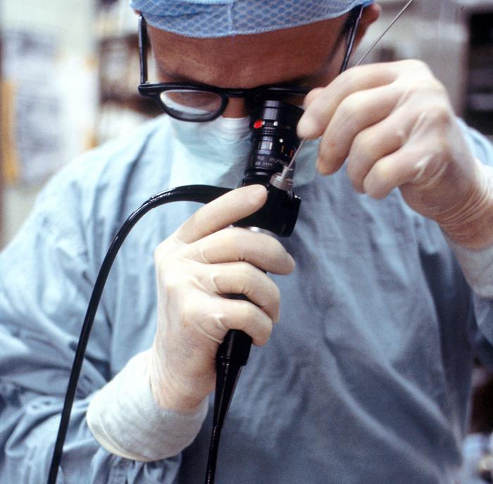 Broncoscopia per la tubercolosi polmonare