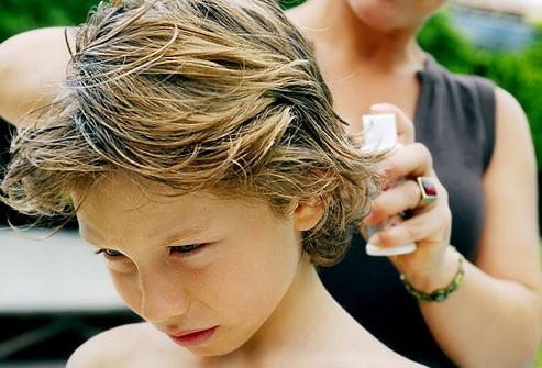 lék na pedikulózu u dětí