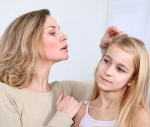 jak léčit pedikulózu u dětí