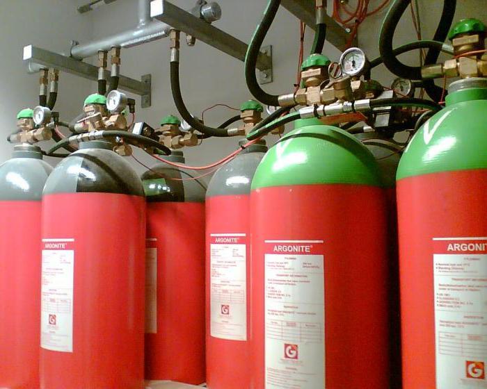 installazione di un sistema antincendio automatico di allarme antincendio