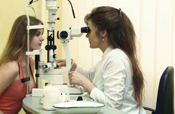 Chirurgia microchirurgia oculare