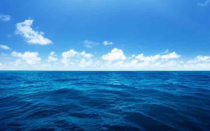 Која је разлика између мора и океана осим величине