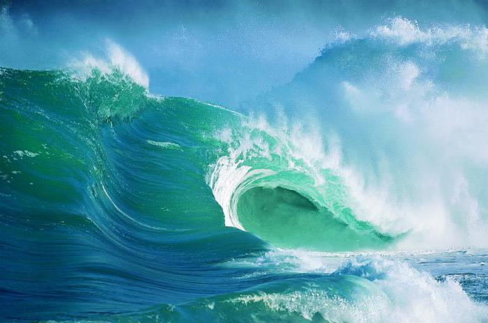 како се море разликује од фотографије океана