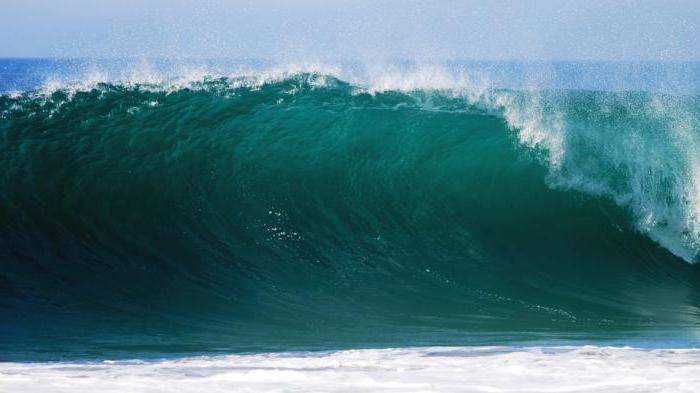 како се море разликује од океана