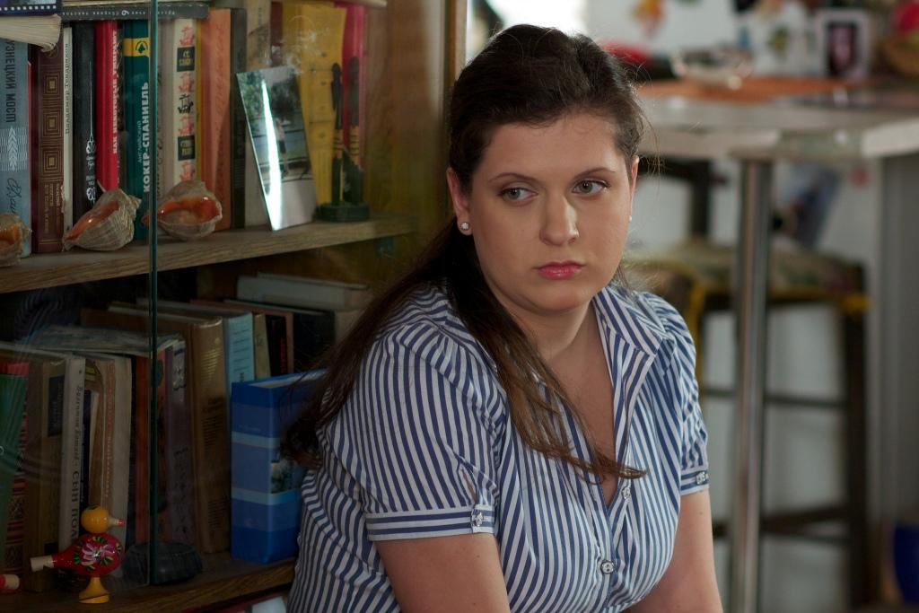 Anastasia Denisova come Palna