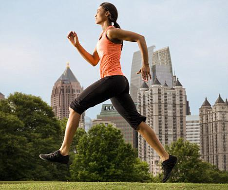 трчање или ходање за губитак тежине