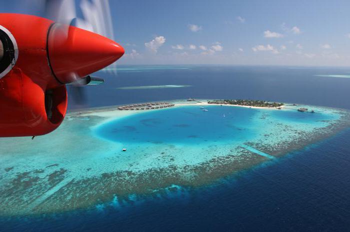 Quanti volano alle Maldive da Mosca