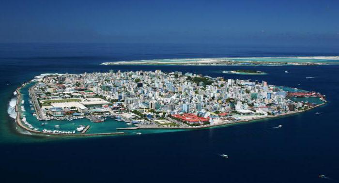Come volare alle Maldive da Mosca