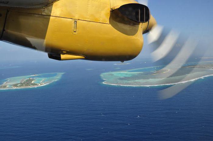 Quanto tempo per volare alle Maldive da Mosca