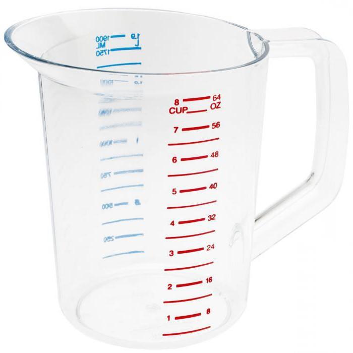 koliko kilograma u 1 litri vode