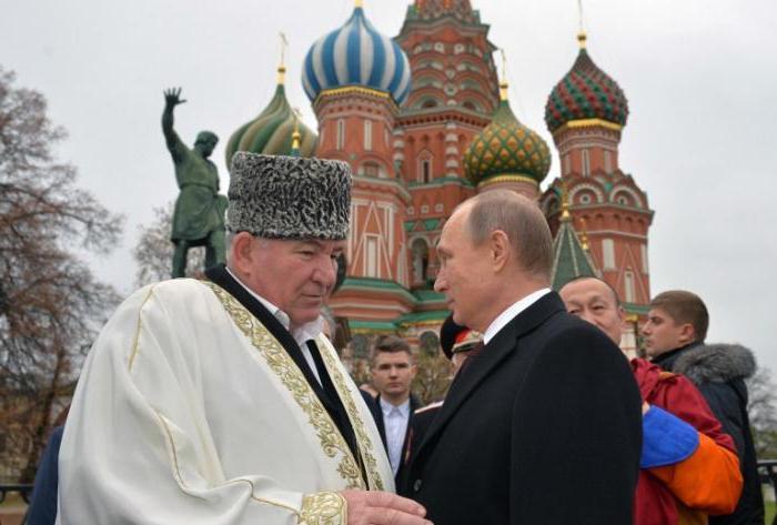 koliko je posto Muslimana u Rusiji