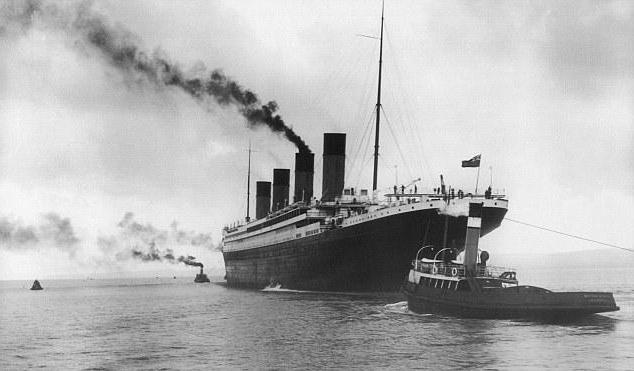 quante persone sono morte sul Titanic