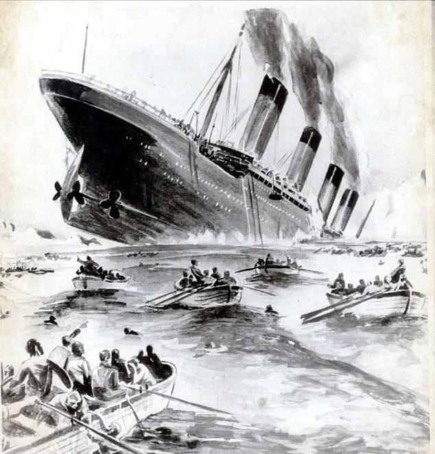 quante persone morirono sul Titanic nel 1912