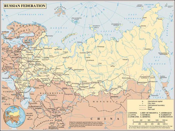 ilu poddanych Federacji Rosyjskiej w Rosji
