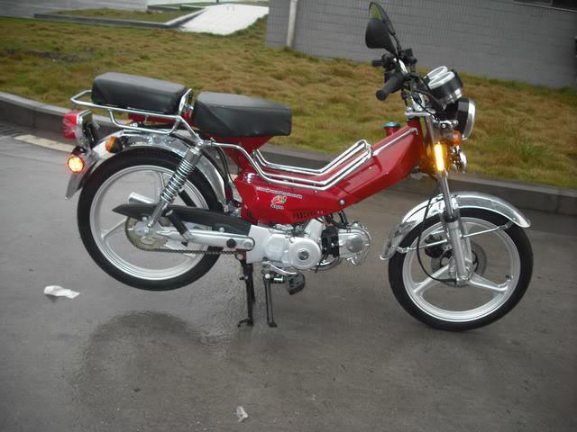 ile lat możesz jeździć motorowerem
