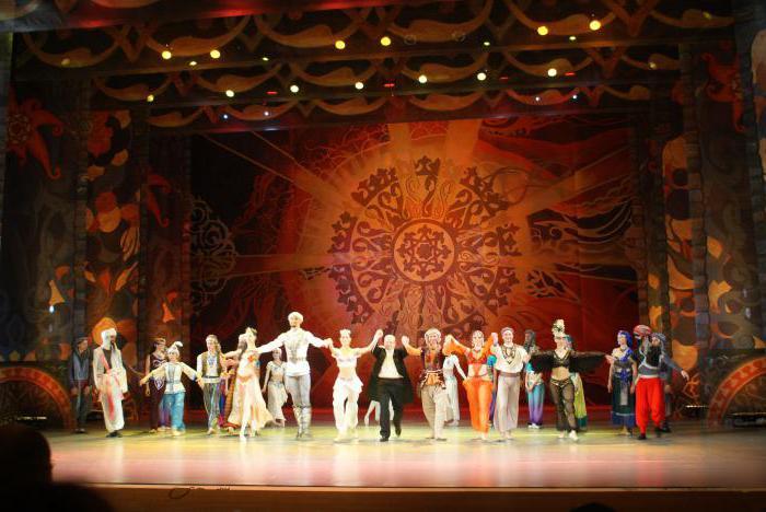 Teatro della commedia musicale Minsk