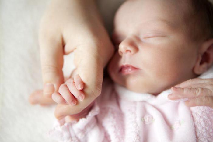 quanto dovrebbe essere un bambino nei primi mesi