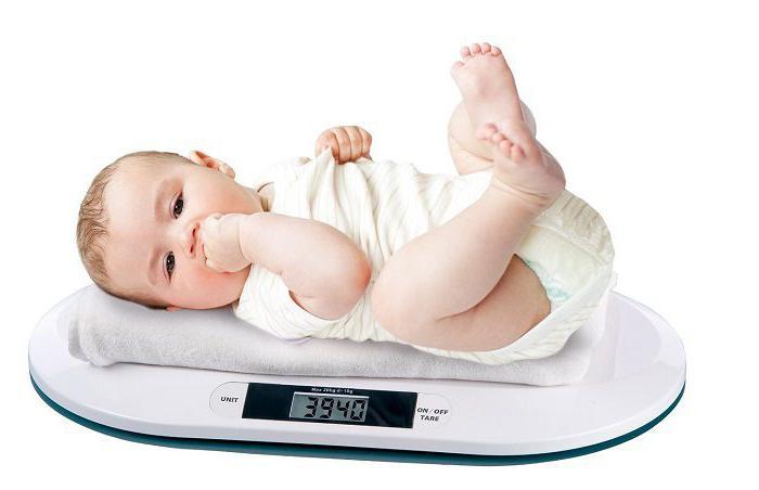 quanto dovrebbe un bambino ingrassare nei primi mesi