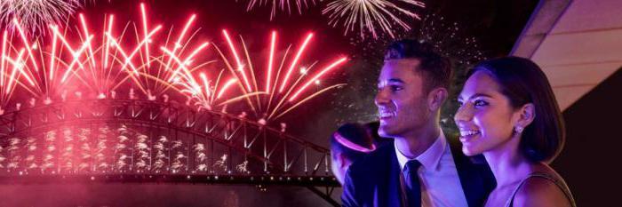 как да празнуваме новата година в Австралия