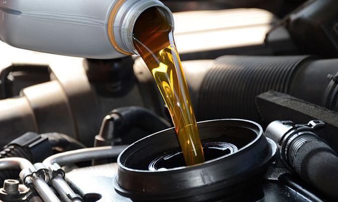 Come cambiare l'olio nel motore