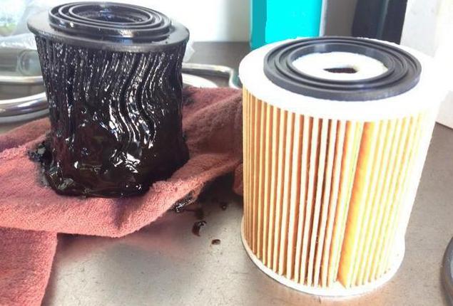 Se non si cambia l'olio nel motore per un lungo periodo