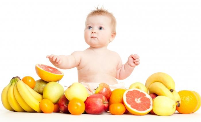dieta bambino di 6 mesi