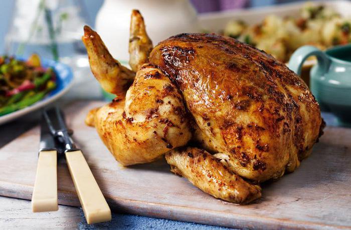 upiec kurczaka z warzywami