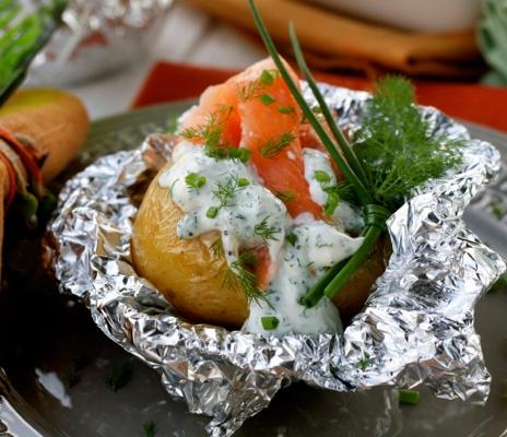 come cuocere le patate al cartoccio