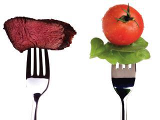 Želim postati vegetarijanac